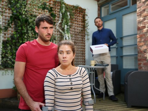Hollyoaks spoilers: Maxine Kinsella attacked tonight as Damon pleads guilty following her illness lie