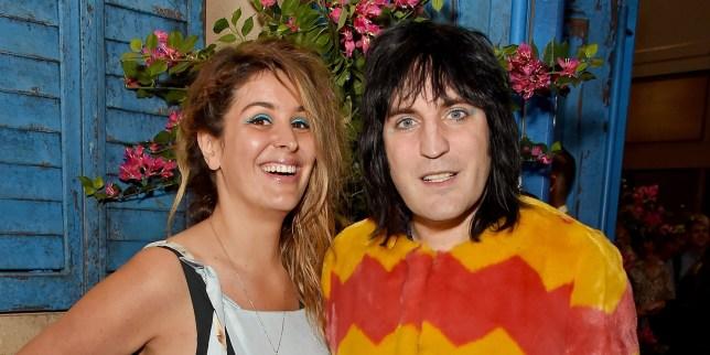 The Great British Bake Off's Noel Fielding enjoys rare date night with girlfriend Lliana Bird