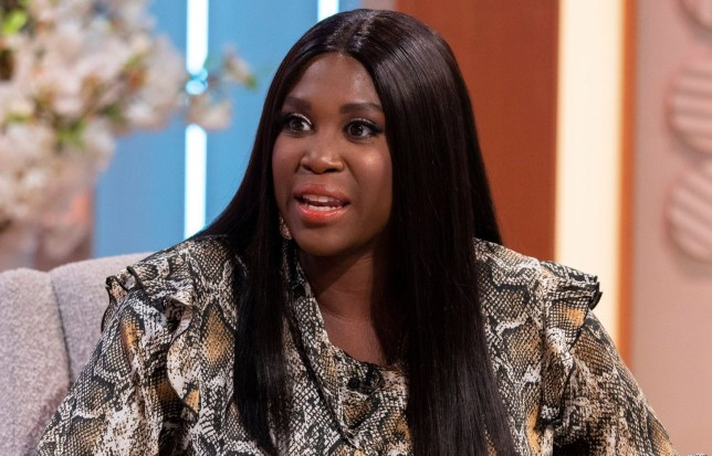 Editorial use only Mandatory Credit: Photo by Ken McKay/ITV/REX (10419027m) Motsi Mabuse 'Lorraine' TV show, London, UK - 20 Sep 2019 STRICTLY'S NEW JUDGE - MOTSI MABUSE * New judge Motsi Mabuse is definitely Strictly's most-talked about appointment of the year. * Today in her first TV interview she'll be telling Lorraine why she's the best person for the job, her excitement at the prospect of locking horns with her fellow judges and how she's coping with the criticism her appointment puts her sister Oti (a Strictly professional dancer) at an unfair advantage.
