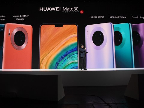Huawei launches Mate 30 Pro flagship Android phone – without Google