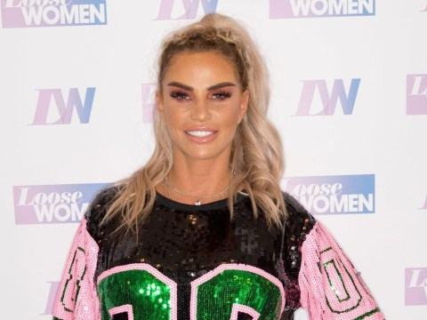 What is Katie Price's net worth and why has she now been declared bankrupt?