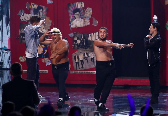 Britain's Got Talent: The Champions' Stavros Flatley to announce split during final