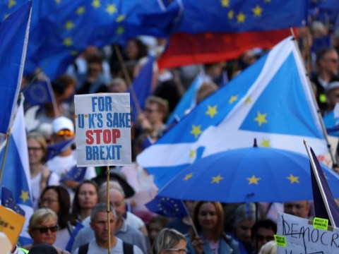 Scottish government asks for £52,000,000 to prepare for no-deal Brexit