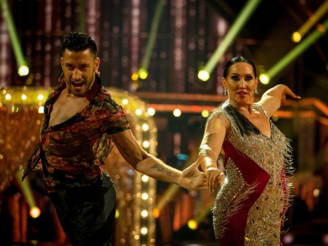 Strictly Come Dancing's  Giovanni Pernice admits he 'argued' with Michelle Visage as pair crash out