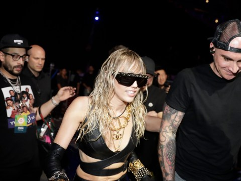 Miley Cyrus stalker who made it his 'life's mission' to impregnate her has been arrested