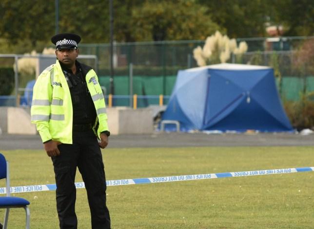 Third boy arrested over murder of schoolboy at skate park