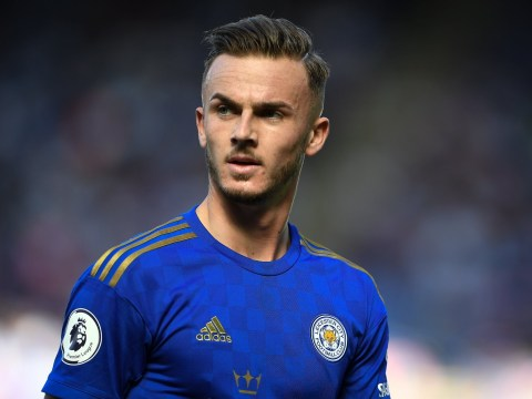 Brendan Rodgers sends message to James Maddison over Manchester United move