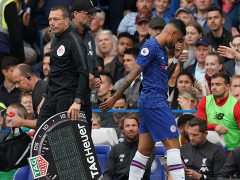 Emerson Palmieri urged to leave Chelsea by Italy boss Roberto Mancini