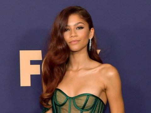 Zendaya is left 'speechless' as she reacts to first ever Emmy Awards nomination for Euphoria