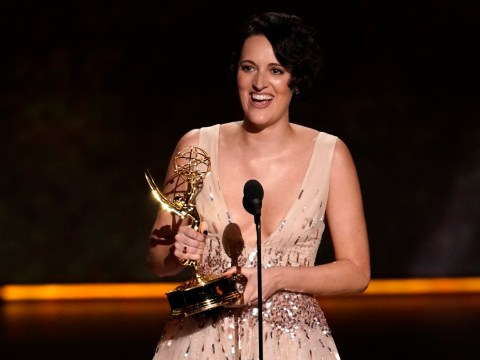 Fleabag's Phoebe Waller-Bridge scores '$20million-a-year' Amazon deal after Emmy success