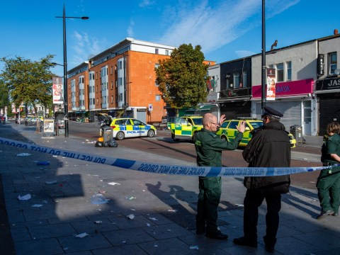 Latest London stabbing victim 'hit by car before he died'
