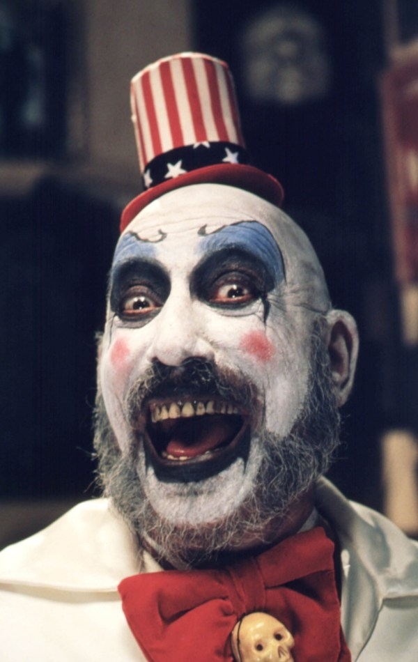 Editorial use only. No book cover usage. Mandatory Credit: Photo by Moviestore/REX (1591479a) House Of 1000 Corpses (House Of A Thousand Corpses), Sid Haig Film and Television