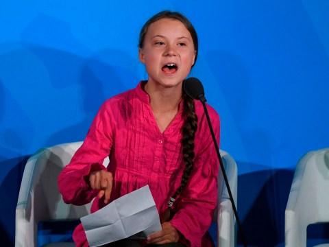Greta Thunberg tells UN climate summit: 'You stole my childhood'