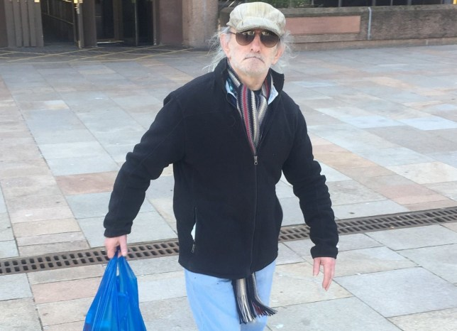 Richard Wallach, 66, of Gwendoline Street, Toxteth, is accused of the manslaughter of his 61-year-old wife Valerie Wallach Credit: Liverpool Echo