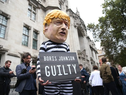 Boris Johnson broke law with parliament suspension, Supreme Court rules