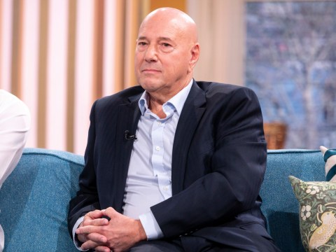 The Apprentice star Claude Littner undergoes back surgery
