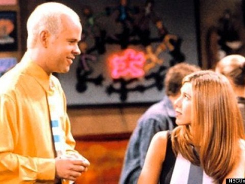 Rachel Green actually moved in with Gunther during axed Friends storyline that never was