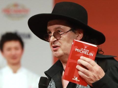 Celeb chef Marc Veyrat sues the Michelin Guide over lost star