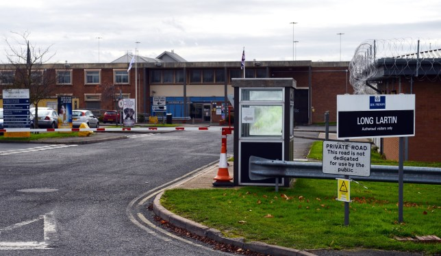 A general view of Long Lartin Prison near Evesham in central England, on November 13, 2012, where terror suspect Abu Qatada was held. Britain released on November 13 Abu Qatada from prison on bail after judges ruled that the man dubbed Osama bin Laden's right-hand man in Europe should not be extradited to Jordan. AFP PHOTO/PAUL ELLIS (Photo credit should read PAUL ELLIS/AFP/Getty Images)