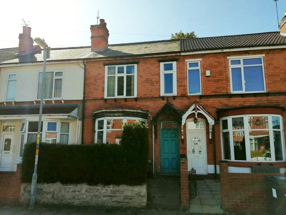 GV of 93 Douglas Road, Acocks Green, Birmingham, which is coming up for auction with a guide price of just £1