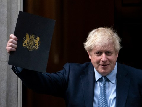 Boris Johnson 'promises concrete proposals' for Brexit deal next week