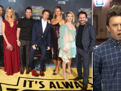 It's Always Sunny In Philadelphia's Glenn Howerton seamlessly replaced with blow-up doll at season 14 premiere