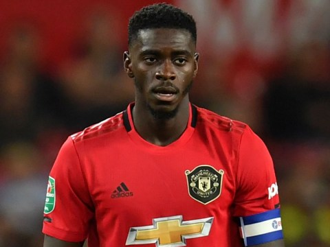 Axel Tuanzebe forced to pull out of Manchester United's clash against Liverpool during warm-up