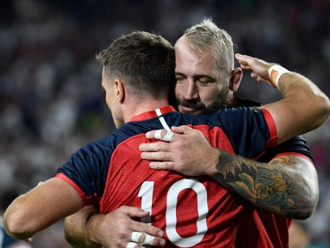 England thump USA to secure another big win at Rugby World Cup