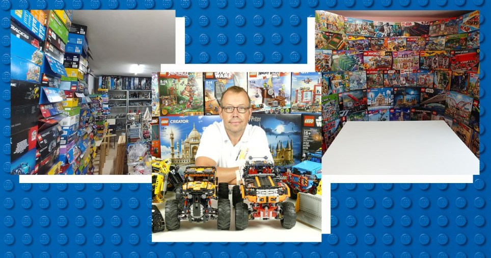 Lego Biggest Fan