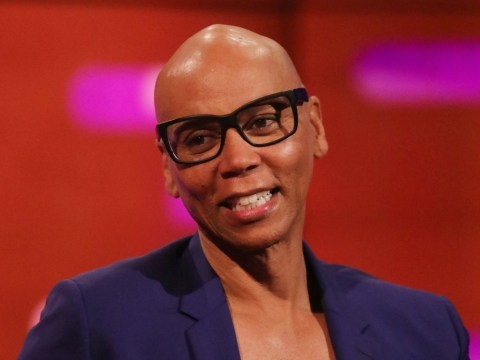 RuPaul reveals history of the term 'drag' proving every day is a school day