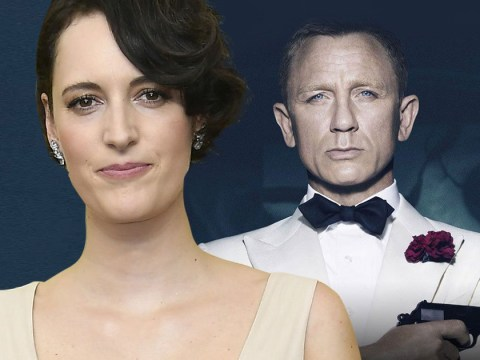 Phoebe Waller-Bridge is 'being lined up to write Bond 26' and we are ready