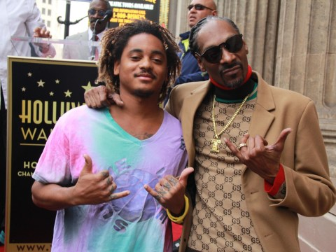 Snoop Dogg's son reveals baby boy heartbreakingly 'died in his arms' just 10 days after birth