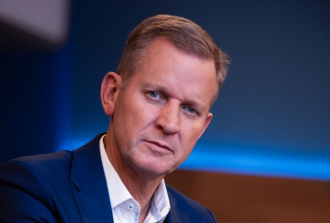 The Jeremy Kyle Show was axed in May