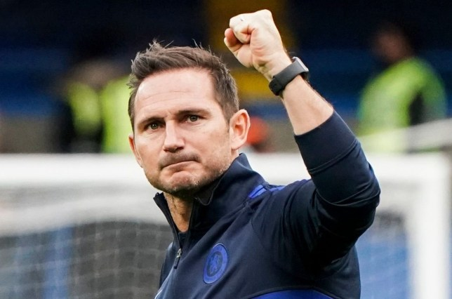 Frank Lampard has been impressed with Billy Gilmour's performances in Chelsea training