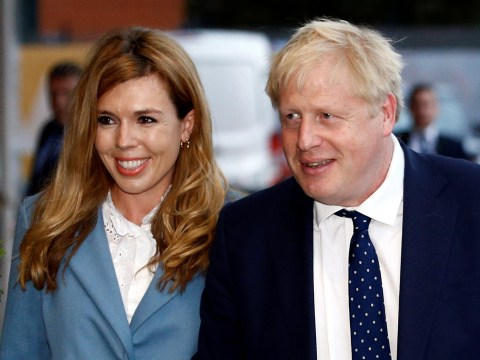 Boris Johnson arrives at Tory conference overshadowed by scandal