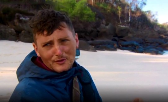Bear Grylls Treasure Island contestant's poo washes up all over the beach Provider: Channel 4