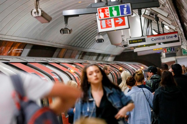 Monday misery for commuters as severe delays hit London tube network