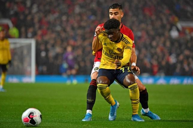 Cesc Fabregas singles out Bukayo Saka for special praise despite Arsenal draw