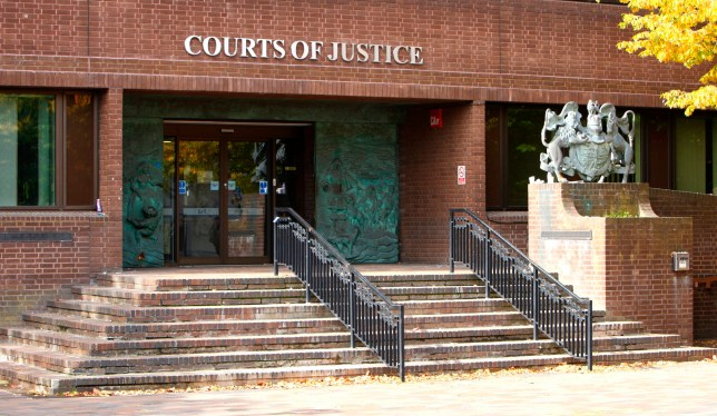 A general view of Portsmouth Crown Court in Portsmouth, Hampshire.