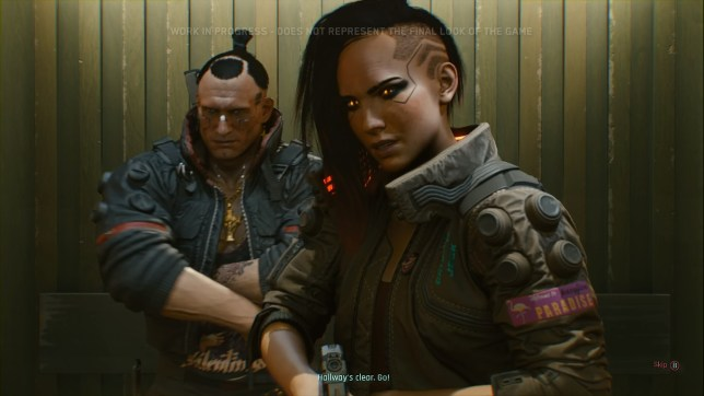 Cyberpunk 2077 - no more third person cut scenes