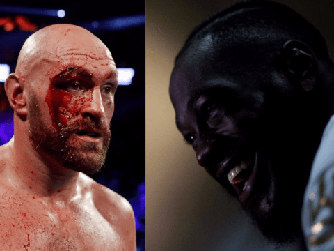 Deontay Wilder to target Tyson Fury's face injury in rematch
