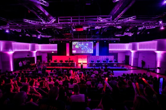 How League Of Legends is building a UK esports scene against