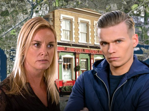 EastEnders spoilers: Mel Owen is left devastated by Phil Mitchell as Hunter's funeral arrives