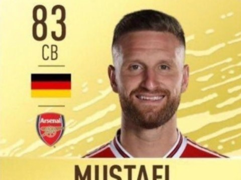 Manchester United fans in meltdown as Shkodran Mustafi is rated higher than Harry Maguire on FIFA 20