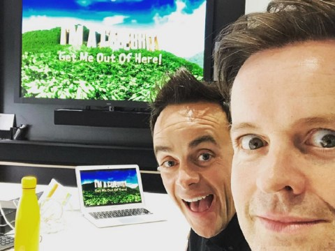 Ant and Dec tease I'm A Celebrity secrets as they meet with ITV