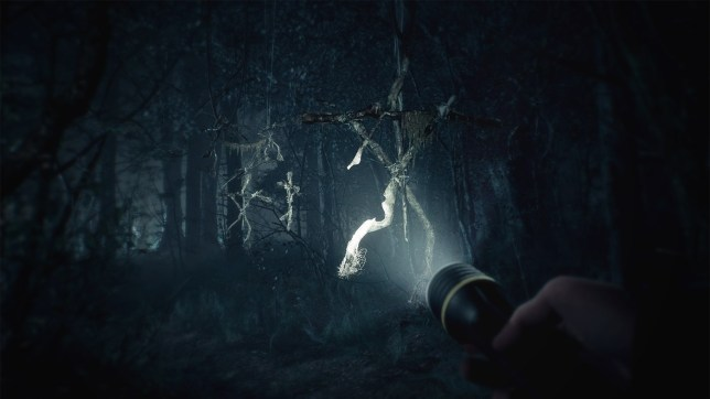 Game review: Blair Witch is an impressively scary movie tie