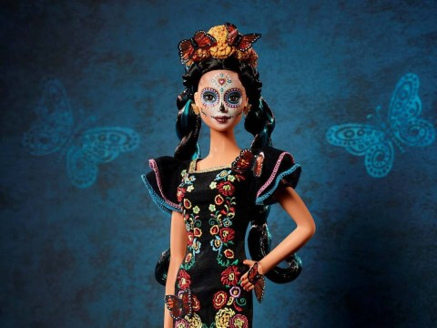 Mattel accused of cultural appropriation over 'Day of the Dead' Barbie