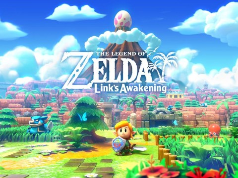 The Legend Of Zelda: Link's Awakening review – portable classic