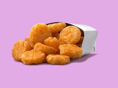 Burger King is giving away free hash browns this week to celebrate their new breakfast menu