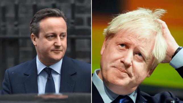 David Cameron breaks silence on EU Referendum
